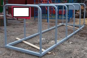 Примеры выполненных работ по металлоконструкциям