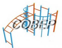 Купить детский спортивный комплекс | Детская спортивная стенка