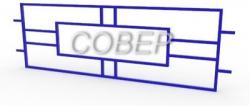 Купить металлические ограждения Минск | Производство ограждений