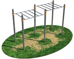 Воркаут площадки в Минске   Оборудование для воркаута купить