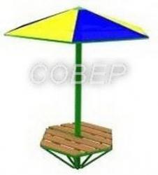 Теневые зонтики