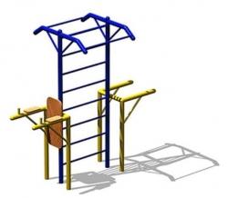Купить детский спортивный комплекс   Детская спортивная стенка