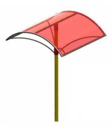 Теневые зонтики для уличного отдыха | Зонтик уличный купить