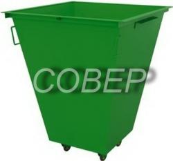 Контейнер для сбора мусора | Купить мусорные контейнеры Минск